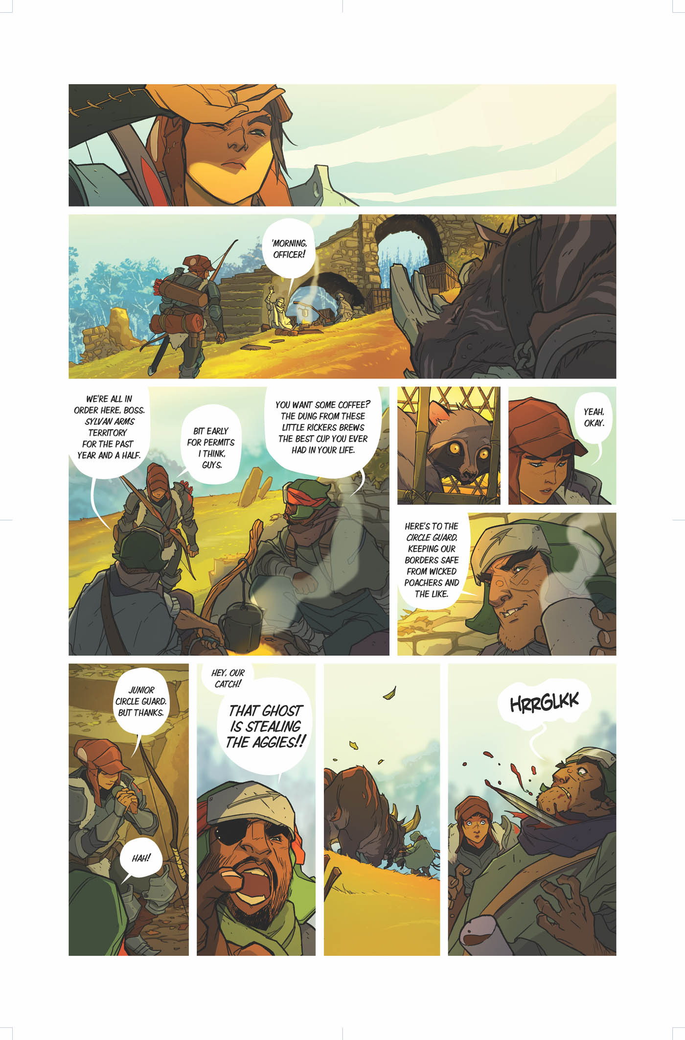 ISOLA Prologue – Page 2