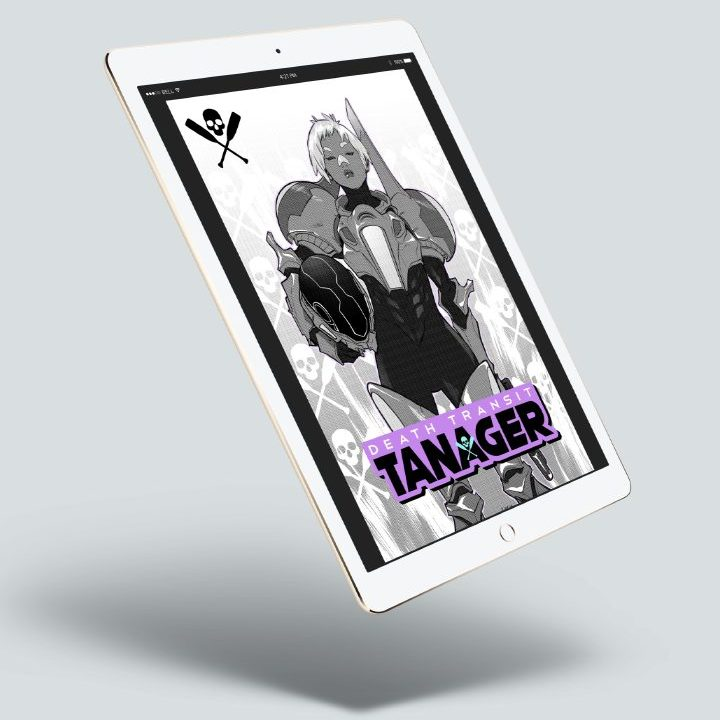 Death Transit Tanager eBook