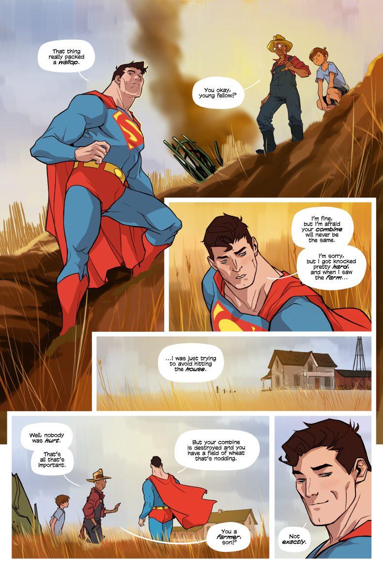 Superman Short Story – 03