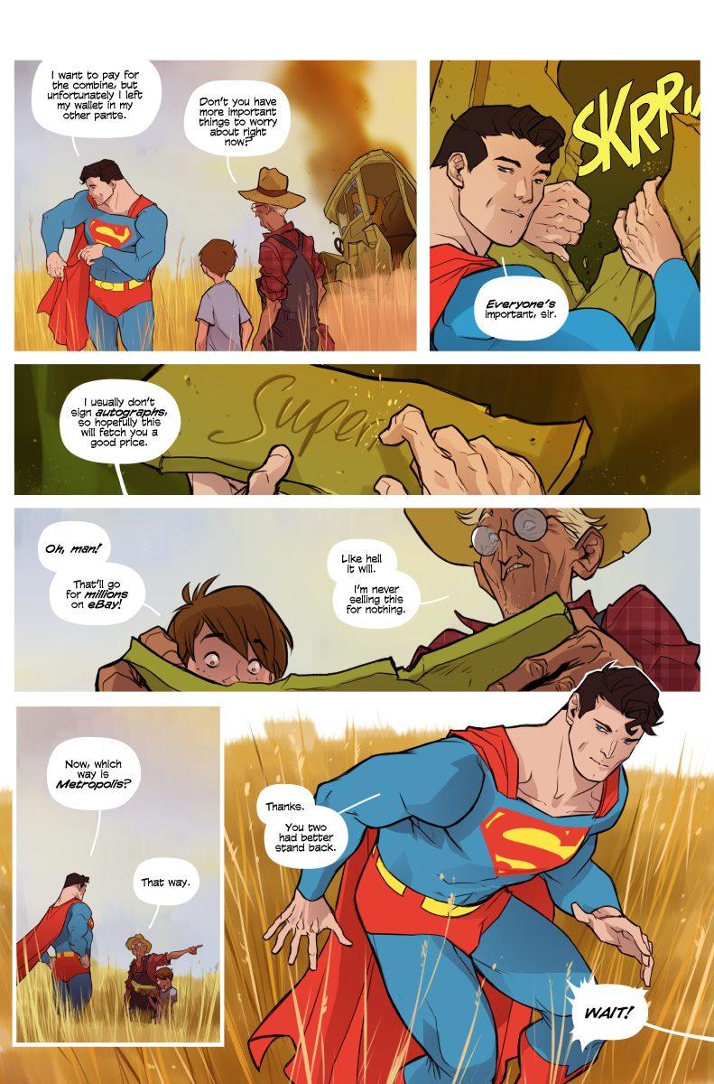 Superman Short Story – 04